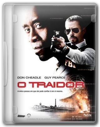Capa do Filme O Traidor