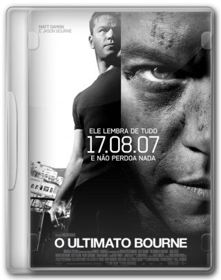 Capa do Filme O Ultimato Bourne