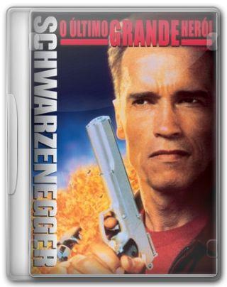Capa do Filme O Último Grande Herói