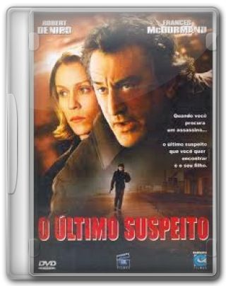 Capa do Filme O Último Suspeito