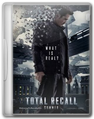 Capa do Filme Total Recall