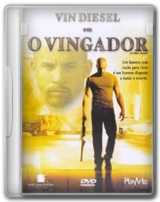 Capa do Filme O Vingador
