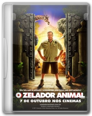 Capa do Filme O Zelador Animal