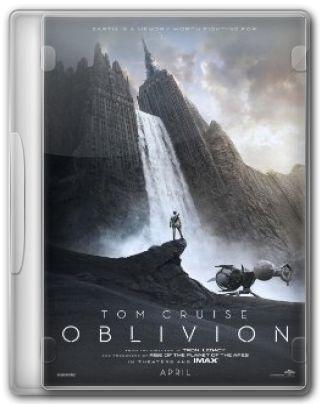 Capa do Filme Oblivion