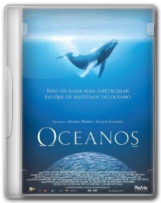 Capa do Filme Oceanos