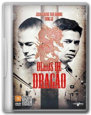 Capa do Filme Olhos de Dragão
