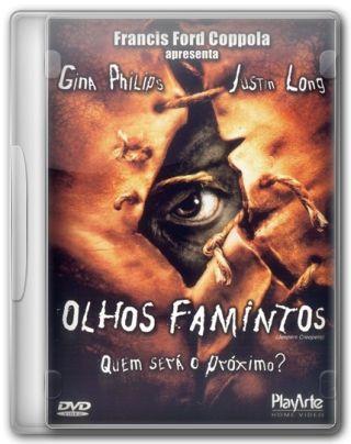 Capa do Filme Olhos Famintos