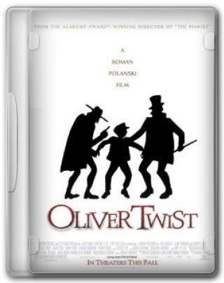 Capa do Filme Oliver Twist