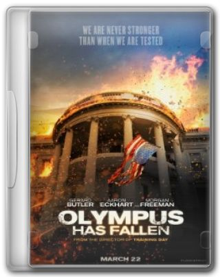 Capa do Filme Olympus Has Fallen