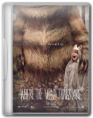 Capa do Filme Onde Vivem os Monstros