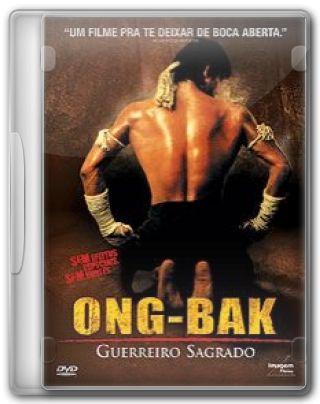 Capa do Filme Ong-Bak Guerreiro Sagrado
