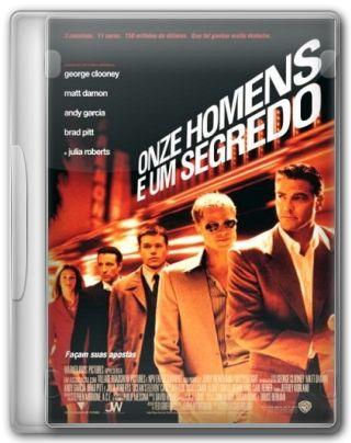Capa do Filme Onze Homens e um Segredo