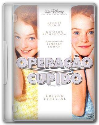 Capa do Filme Operação Cupido