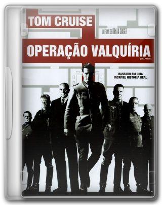 Capa do Filme Operação Valquiria