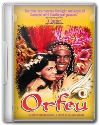 Capa do Filme Orfeu