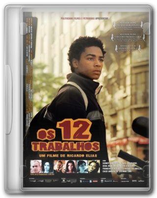 Capa do Filme Os 12 Trabalhos