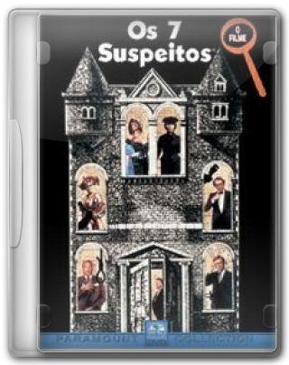 Capa do Filme Os 7 Suspeitos