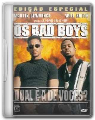 Capa do Filme Os Bad Boys