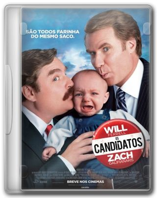 Capa do Filme Os Candidatos