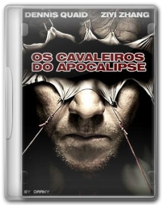 Capa do Filme Os Cavaleiros do Apocalipse
