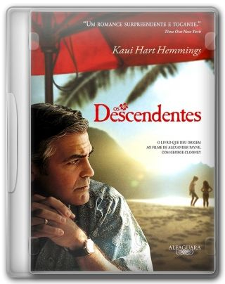 Capa do Filme Os Descendentes