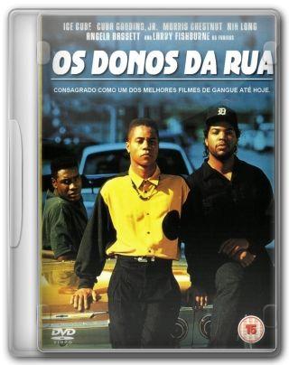 Capa do Filme Os Donos da Rua