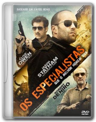 Capa do Filme Os Especialistas