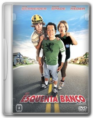 Capa do Filme Os Esquenta-Banco