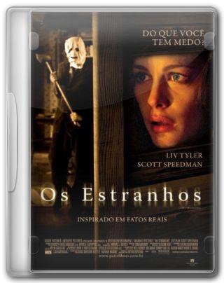Capa do Filme Os Estranhos