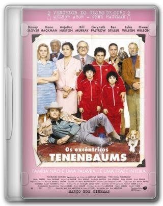 Capa do Filme Os Excêntricos Tenenbauns