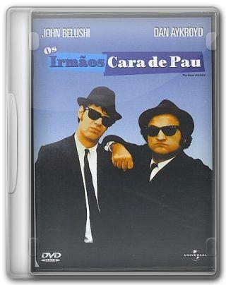 Capa do Filme Os Irmãos Cara de Pau