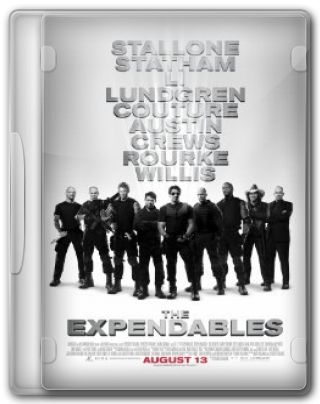 Capa do Filme The Expendables
