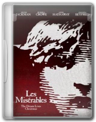 Capa do Filme Os Miseráveis