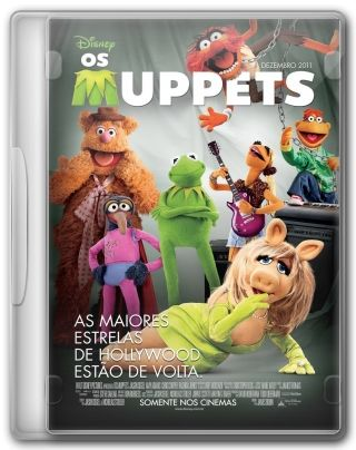 Capa do Filme Os Muppets