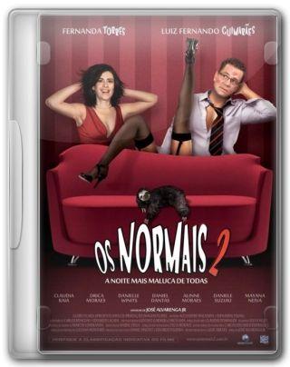 Capa do Filme Os Normais 2 A Noite Mais Maluca de Todas