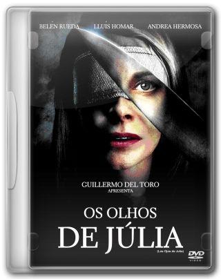 Capa do Filme Os Olhos de Júlia