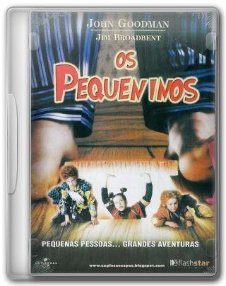 Capa do Filme Os Pequeninos