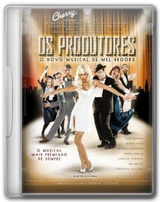 Capa do Filme Os Produtores