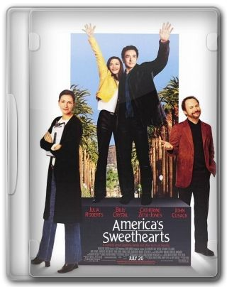 Capa do Filme Os Queridinhos da América