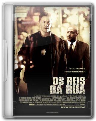Capa do Filme Os Reis da Rua