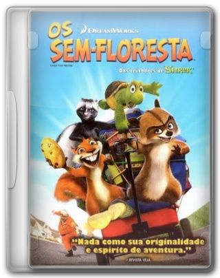 Capa do Filme Os Sem-Floresta