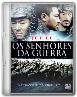 Capa do Filme Os Senhores da Guerra