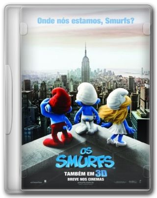 Capa do Filme Os Smurfs