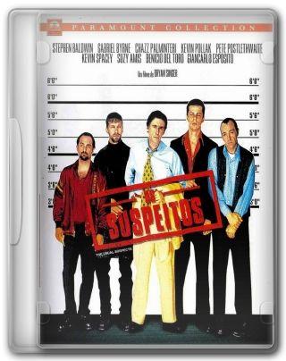 Capa do Filme Os Suspeitos