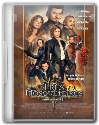 Capa do Filme Os Três Mosqueteiros