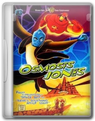 Capa do Filme Osmose Jones