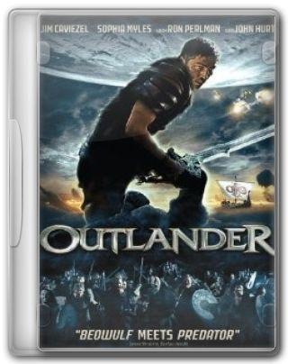 Capa do Filme Outlander: Guerreiro vs Predador