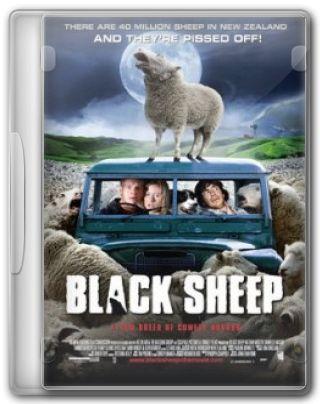 Capa do Filme Ovelha Negra