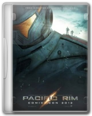 Capa do Filme Pacific Rim