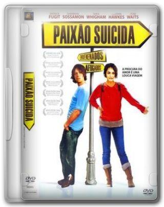 Capa do Filme Paixão Suicida